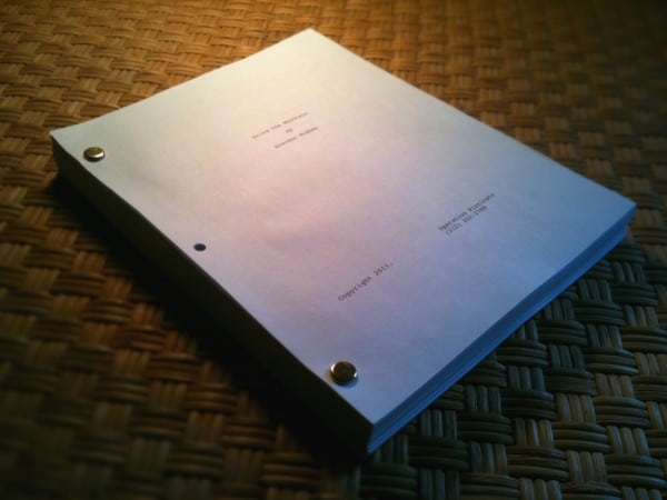 5 Writing tips of a Successful Hollywood Screenplay that may not Succeed in Nollywood