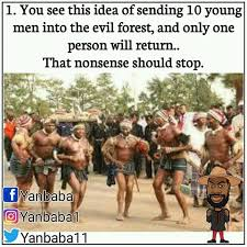 Why Nollywood storylines are wack